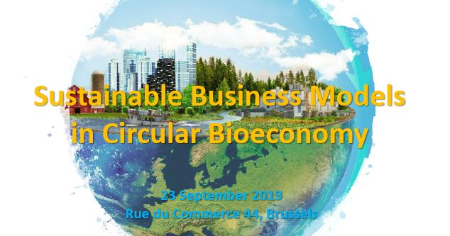 d195729fa Slovensko gospodarsko in raziskovalno združenje vas vabi na konferenco  Sustainable Business Models in Circular Bioeconomy, ki bo 23. septembra  2019 v ...